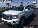 2015 GMC Canyon 4WD SLE - Bluetooth -  Onstar - Low Mileage in Woodstock, Ontario