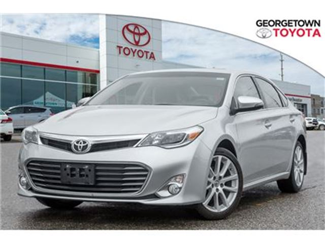 2013 Toyota Avalon XLE (A6) in Georgetown, Ontario