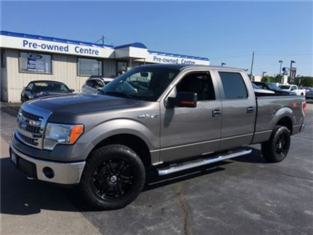 2014 Ford F-150 XTR 4x4 crew cab in Burlington, Ontario