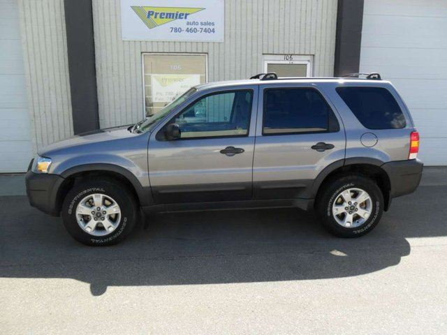 2007 Ford Escape XLT 4dr 4x4 in St Albert, Alberta