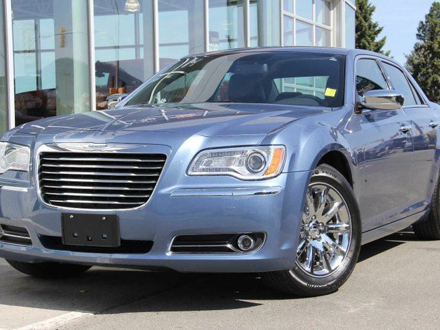 2011 Chrysler 300 Limited in Kamloops, British Columbia
