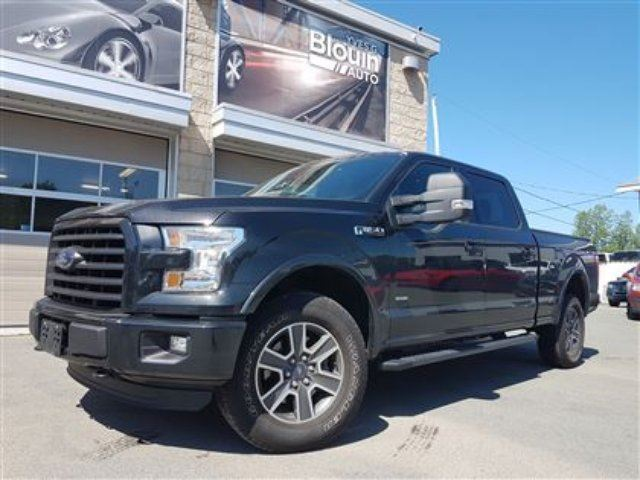 2015 Ford F-150 XLT, Sport, 302A, 20124km, 3.5L Ecoboost in Sainte-Marie, Quebec