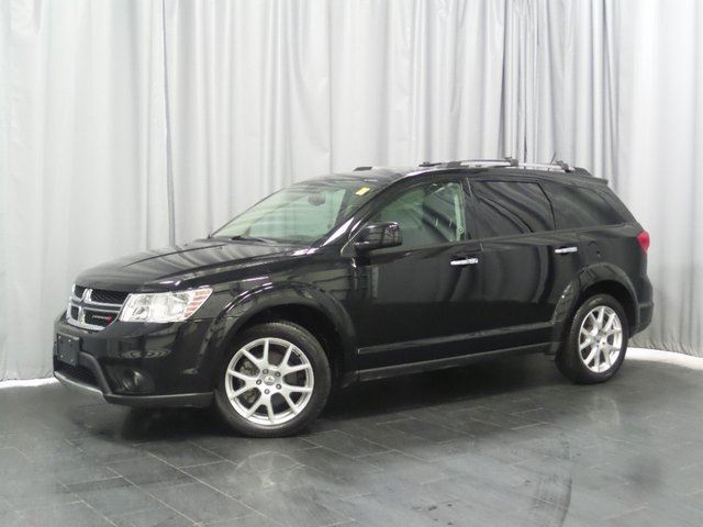 2014 DODGE JOURNEY R/T AWD | LEATHER | SUNROOF in Winnipeg, Manitoba