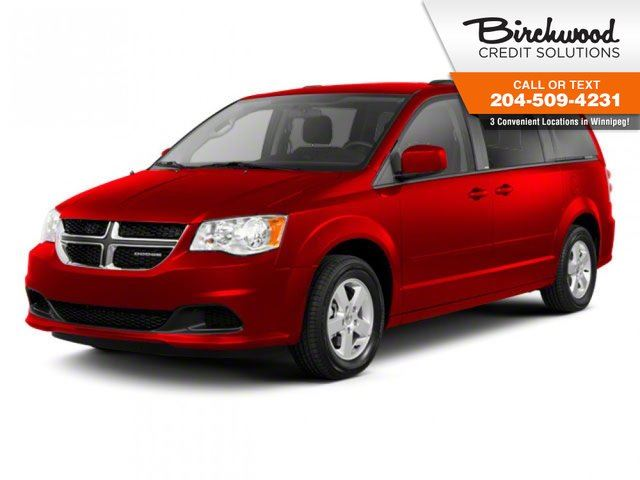 2012 DODGE GRAND CARAVAN SE 7-Pass *Sto-N-Go in Winnipeg, Manitoba