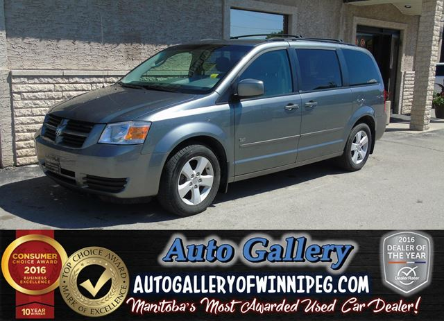 2009 DODGE GRAND CARAVAN SE *B.Cam/R.Air in Winnipeg, Manitoba
