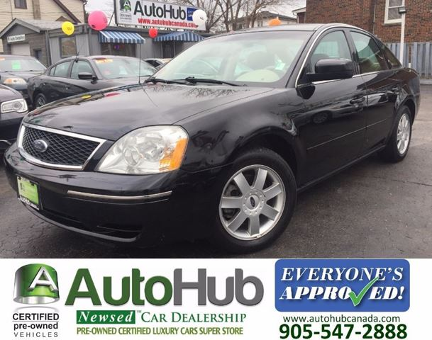 2006 FORD FIVE HUNDRED SE (SOLD AS IS) in Hamilton, Ontario