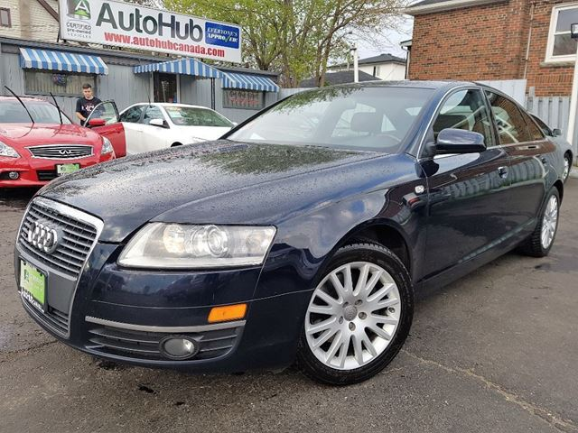 2007 Audi A6 SOLD in Hamilton, Ontario