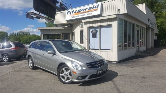 2009 MERCEDES-BENZ R-CLASS Base - NAV! CAMERA! 7 PASS! in Kitchener, Ontario