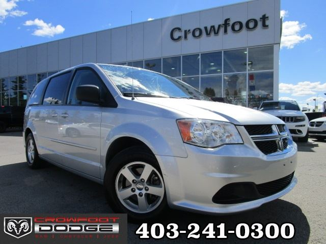 2011 Dodge Grand Caravan SXT PLUS WITH DVD in Calgary, Alberta