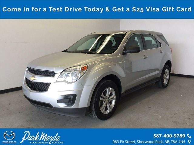 2014 CHEVROLET EQUINOX - in Sherwood Park, Alberta