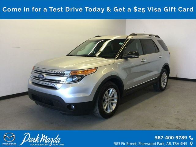 2012 FORD EXPLORER - in Sherwood Park, Alberta