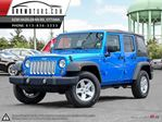 2016 Jeep Wrangler Unlimited Sport 4WD in Stittsville, Ontario