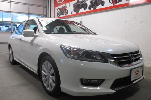 2013 Honda Accord Sedan L4 EX-L CVT in Kanata, Ontario