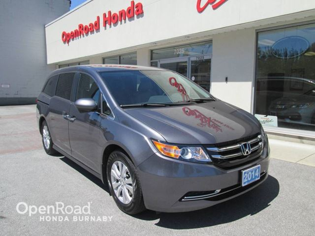 2014 HONDA ODYSSEY EX in Burnaby, British Columbia