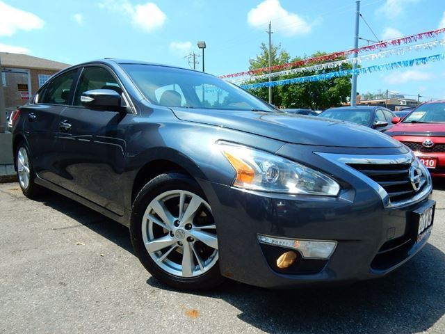 2013 NISSAN ALTIMA 2.5 SL TECH PKG  NAVIGATION  LEATHER.ROOF in Kitchener, Ontario