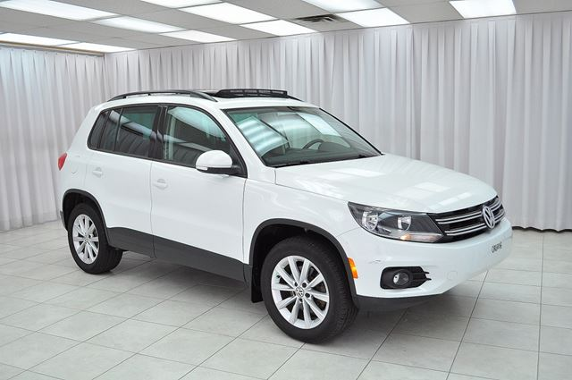 2015 Volkswagen Tiguan COMFORTLINE 2.0 TSi 4MOTION TURBO AWD SUV w/ BL in Dartmouth, Nova Scotia