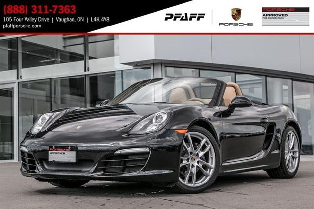 2013 PORSCHE BOXSTER           in Woodbridge, Ontario