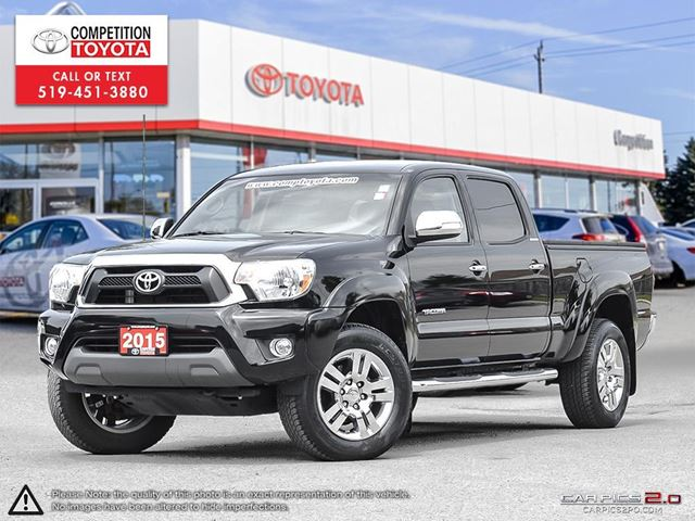 2015 Toyota Tacoma V6 in London, Ontario