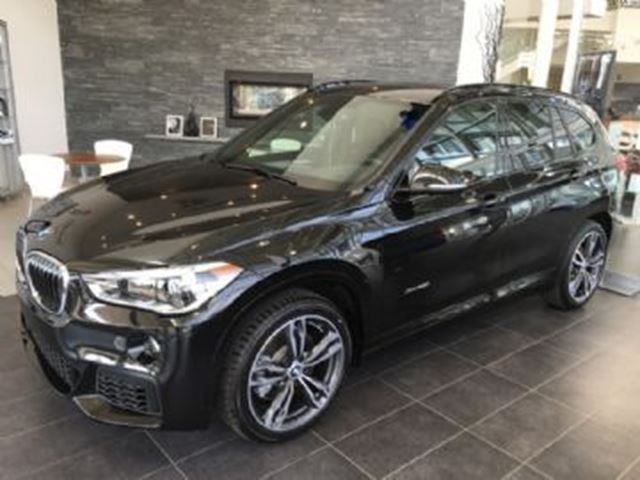 2016 BMW X1 xDrive28i M Sport, Premium Enhanced, Wear Protection in Mississauga, Ontario