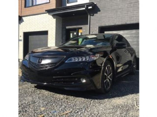 2016 Acura TLX TECH A Spec AWD w/ Aero Kit in Mississauga, Ontario