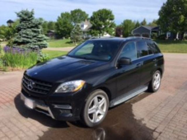 2015 MERCEDES-BENZ M-CLASS 4MATIC 4dr ML400 in Mississauga, Ontario