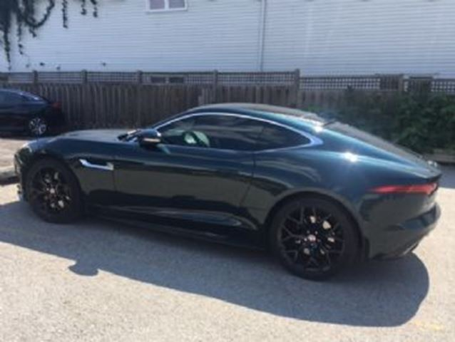 2016 JAGUAR F-TYPE S AWD in Mississauga, Ontario