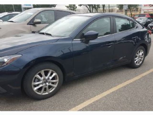 2015 Mazda MAZDA3 4dr Sdn Auto GS Navigation Package in Mississauga, Ontario