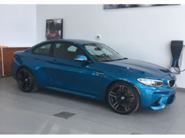 2017 BMW M2 2dr Cpe  ~Almost New~ in Mississauga, Ontario