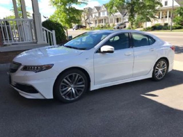 2016 ACURA TLX 4dr Sdn SH-AWD V6 Elite in Mississauga, Ontario
