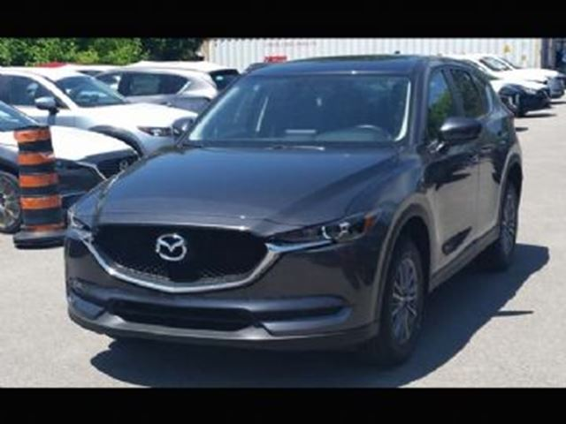 2017 Mazda CX-5 GS AWD in Mississauga, Ontario