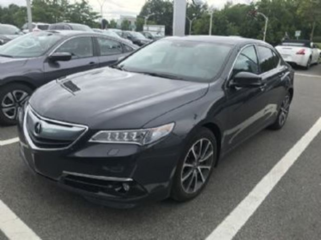 2015 ACURA TLX SH-AWD +Ã«lite (4x4+ GPS) in Mississauga, Ontario