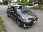 2015 Toyota Yaris SE ~ Automatic w/Winter Tires & Starter in Mississauga, Ontario