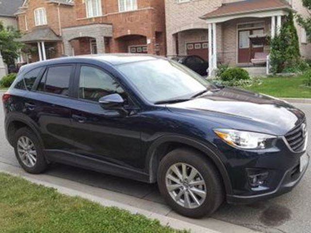 2016 Mazda CX-5 2016.5 AWD Auto GS in Mississauga, Ontario