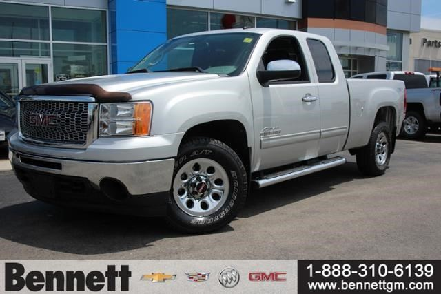 2011 GMC SIERRA 1500 SL Nevada Edition in Cambridge, Ontario