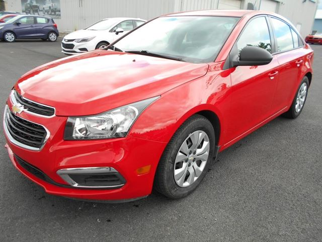 2015 Chevrolet Cruze 1LS in Amqui, Quebec