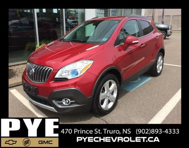 2015 Buick Encore Leather in Truro, Nova Scotia