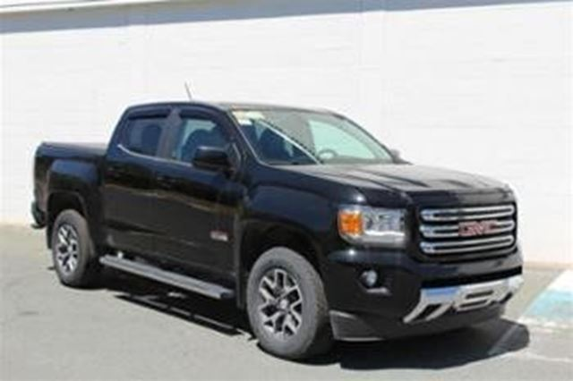 2015 GMC CANYON 4WD SLE in St John's, Newfoundland And Labrador