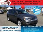 2013 Jeep Compass North in Campbell River, British Columbia