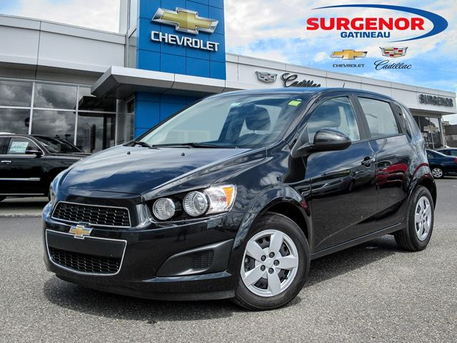 2015 Chevrolet Sonic LS in Gatineau, Quebec