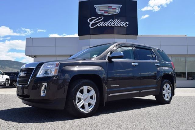 2015 GMC Terrain SLE in Kelowna, British Columbia