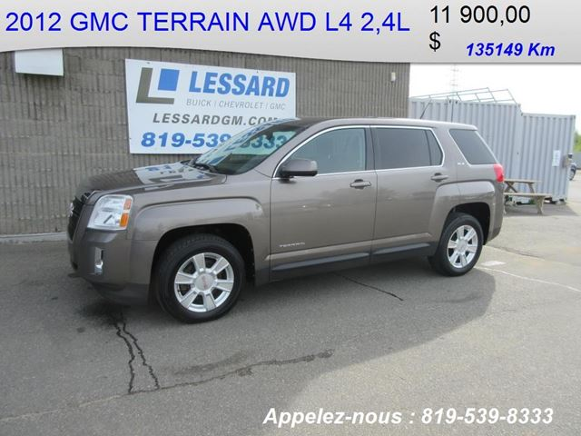2012 GMC Terrain SLE-1 in Shawinigan, Quebec