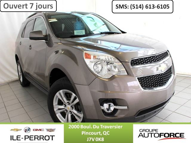 2011 Chevrolet Equinox 1LT in Pincourt, Quebec