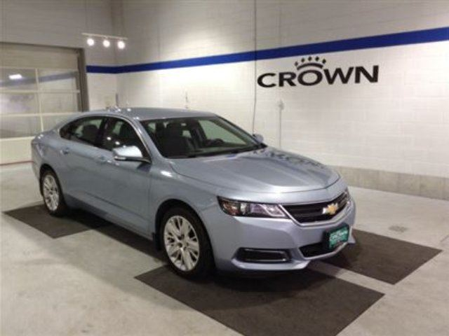 2014 CHEVROLET IMPALA LS *2 Sets of Tires and Remote Start* in Winnipeg, Manitoba