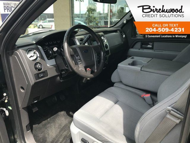 2014 Ford F-150 XLT Supercrew 4x4 *XTR Package* in Winnipeg, Manitoba