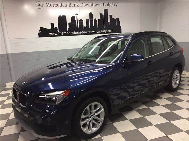 2015 BMW X1 xDrive28i Premium w/ Electric Seats in Calgary, Alberta