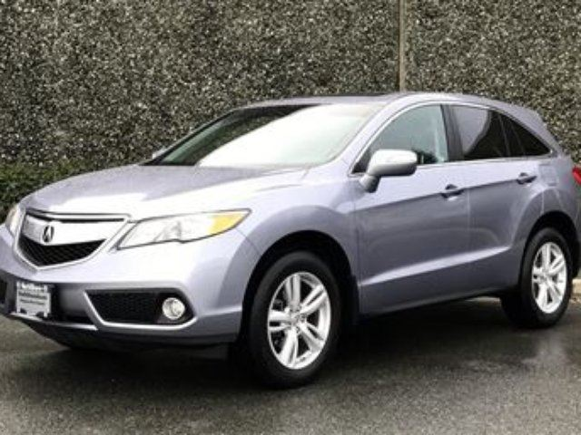 2015 ACURA RDX Tech Navigation LOW KM in North Vancouver, British Columbia