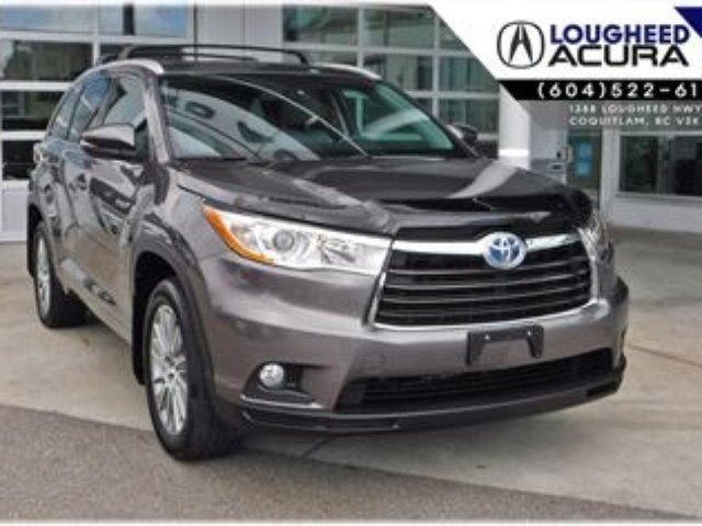 2014 Toyota Highlander XLE *8 Pass* in Coquitlam, British Columbia