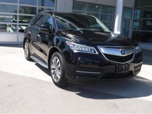 2015 Acura MDX Navigation*Local* in Coquitlam, British Columbia