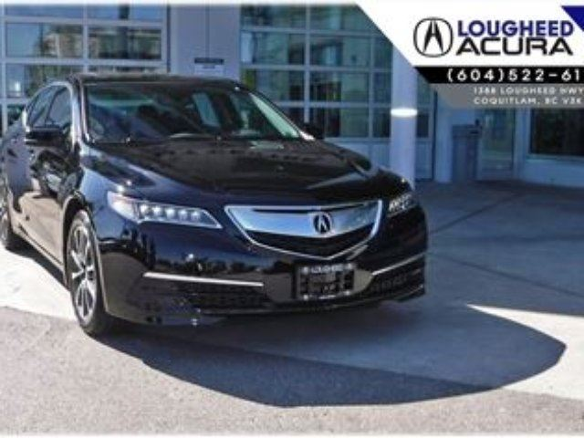 2015 Acura TLX Tech * Navigation,AWD* in Coquitlam, British Columbia