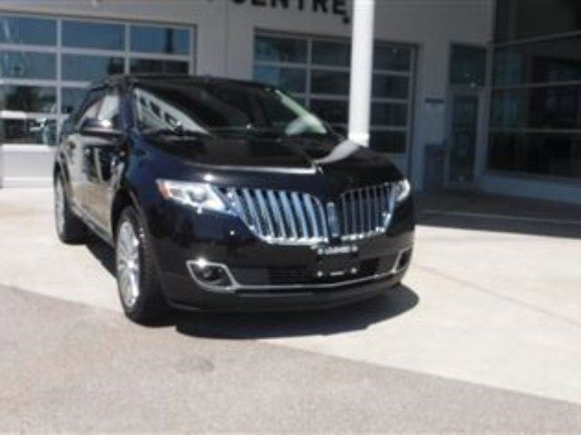 2011 Lincoln MKX LTD *Navigation* in Coquitlam, British Columbia